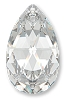 Swarovski 6106 Pear Pendant 38mm Crystal