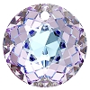 Swarovski 6430 Classic Cut Pendant 10mm Crystal Vitrail Light (Protective Layer)