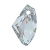 Swarovski 6656 Galactic Pendant 27mm Crystal Comet Argent Light (Protective Layer)