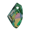 Swarovski 6656 Galactic Pendant 19mm Crystal Vitrail Medium (Protective Layer)