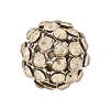Swarovski Mesh Ball 40512 12mm Crystal Golden Shadow (2 Pieces) - CLEARANCE