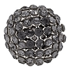 Swarovski Mesh Ball 40519 19mm Crystal Silver Night (1 Piece) - CLEARANCE