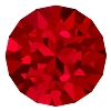 Swarovski 1028 Xilion Pointed Back Chaton PP 4 Scarlet (1,440 Pieces)
