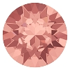 Swarovski 1088 Xirius Pointed Back Chaton PP14 Blush Rose