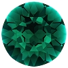 Swarovski 1028 Xilion Pointed Back Chaton PP13 Emerald (1,440 Pieces)