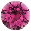 Swarovski 1028 Xilion Pointed Back Chaton PP13 Fuchsia (1,440 Pieces)