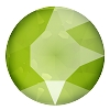 Swarovski 1088 Xirius Pointed Back Chaton SS29 Crystal Lime