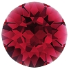 Swarovski 1028 Xilion Pointed Back Chaton PP10 Ruby (1,440 Pieces)