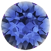 Swarovski 1028 Xilion Pointed Back Chaton PP11 Sapphire (1,440 Pieces)