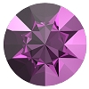 Swarovski 1185 Pointed Chaton 1mm Amethyst Unfoiled (1,440 Pieces)