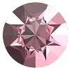 Swarovski 1185 Pointed Chaton 1mm Light Rose Unfoiled (1,440 Pieces)