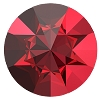 Swarovski 1185 Pointed Chaton PP 9 Scarlet Unfoiled (1,440 Pieces)