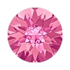 Swarovski 1188 Xirius Pointed Chaton SS17 Rose (1,440 Pieces)