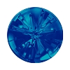 Swarovski 1695 Sea Urchin Round Stone 14mm Crystal Bermuda Blue (36 Pieces)