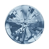 Swarovski 1695 Sea Urchin Round Stone 10mm Crystal Blue Shade (72 Pieces)