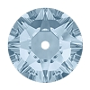 Swarovski 3188 Xirius Lochrosen 3mm Crystal Blue Shade (1,440 Pieces)