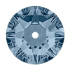 Swarovski 3188 Xirius Lochrosen 3mm Denim Blue (1,440 Pieces)