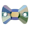 Swarovski 3258 Bow Tie Sew-On 12x8.5mm Crystal Paradise Shine (96 Pieces)