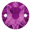 Swarovski 3288 Xirius Sew-On 10mm Amethyst (96 Pieces)