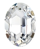Swarovski 15904 Large Oval Single Stone Setting