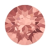 Swarovski 1088 Xirius Pointed Back Chaton SS39 Blush Rose