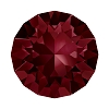 Swarovski 1088 Xirius Pointed Back Chaton SS39 Burgundy