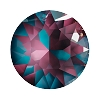 Swarovski 1088 Xirius Pointed Back Chaton SS29 Crystal Burgundy DeLite