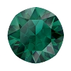 Swarovski 1088 Xirius Pointed Back Chaton PP24 Emerald Ignite