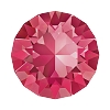 Swarovski 1088 Xirius Pointed Back Chaton PP14 Indian Pink