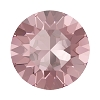Swarovski 1088 Xirius Pointed Back Chaton SS39 Light Rose Ignite