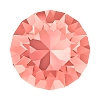 Swarovski 1088 Xirius Pointed Back Chaton SS39 Rose Peach