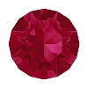 Swarovski 1088 Xirius Pointed Back Chaton SS39 Ruby