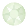 Swarovski 2078 Hot Fix Xirius Flatback Rhinestones SS16 Crystal Powder Green