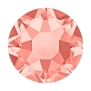 Swarovski 2078 Hot Fix Xirius Flatback Rhinestones SS12 Rose Peach