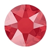 Swarovski 2078 Hot Fix Xirius Flatback Rhinestones SS16 Crystal Royal Red