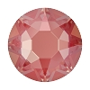 Swarovski 2078 Hot Fix Xirius Flatback Rhinestones SS16 Crystal Royal Red DeLite
