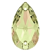 Swarovski 3230 Pear Sew-On 12x7mm Crystal Luminous Green (96 Pieces)
