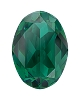 Swarovski 4120 Oval Fancy Stone 6x4mm Emerald Ignite (360 Pieces)