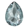 Swarovski 4320 Pear Fancy Stone 6x4mm Aqua Ignite (360 Pieces)