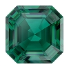 Swarovski 4480 Imperial Fancy Stone 6mm Emerald Ignite (288 Pieces)