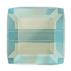 Swarovski 5601 Cube Bead 4mm Pacific Opal Shimmer