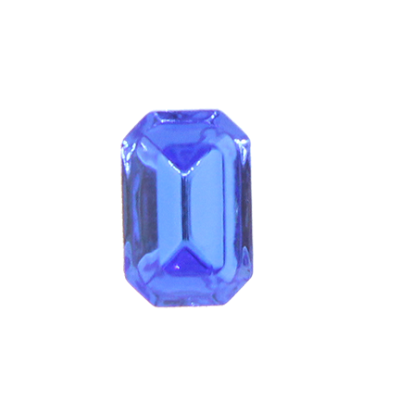 e69aeabebbc8 Vintage Swarovski 4610 2 TC Fancy Stone Sapphire 6x4