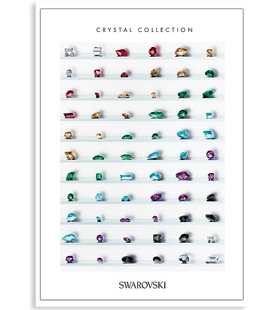 Swarovski crystal Collection Book 2018