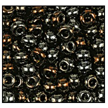 Seed Bead #2100 12/0 59115 Brown Iris Metallic (1/2 Kilo) - CLEARANCE