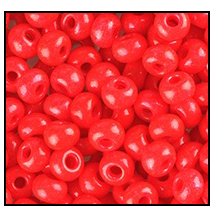 Seed Bead #2100 6/0 16A98 Terra Intensive Red (1/2 Kilo)