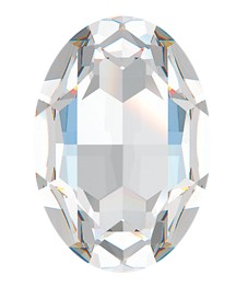 Swarovski 4127 Large Oval Fancy Stone 30x22mm Crystal
