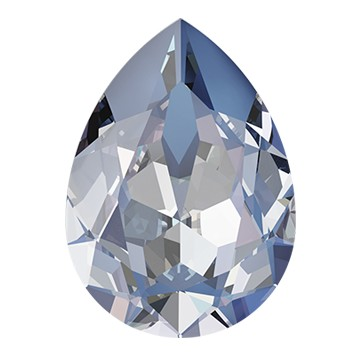 Swarovski 4320 Pear Fancy Stone 14x10mm Crystal Ocean DeLite (144 Pieces)