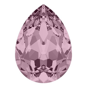 Swarovski 4320 Pear Fancy Stone 14x10mm Crystal Antique Pink (144 Pieces)