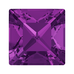 Swarovski 4428 Xilion Square Fancy Stone 5mm Amethyst (360 Pieces)