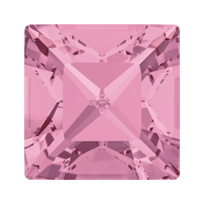 Swarovski 4428 Xilion Square Fancy Stone 1.5mm Light Rose (1,440 Pieces)